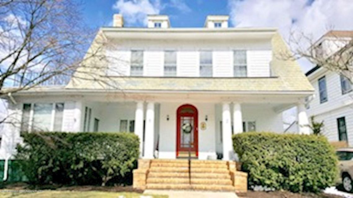 Single Family Home for Sale at 707 Sunset Avenue 707 Sunset Avenue Asbury Park, New Jersey 07712 United States