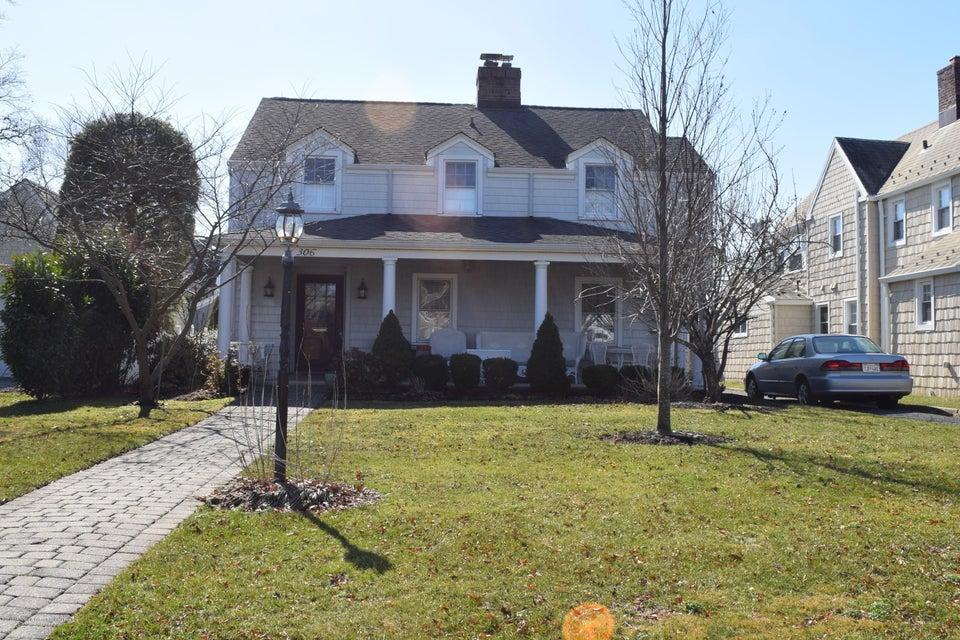 Single Family Home for Rent at 306 Philadelphia Boulevard 306 Philadelphia Boulevard Sea Girt, New Jersey 08750 United States