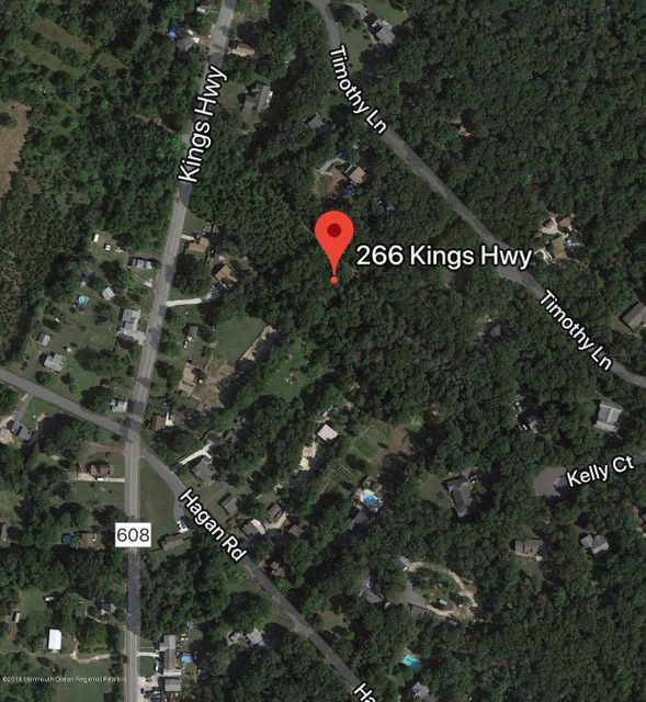 Land for Sale at 266 Kings Highway 266 Kings Highway Dennisville, New Jersey 08214 United States