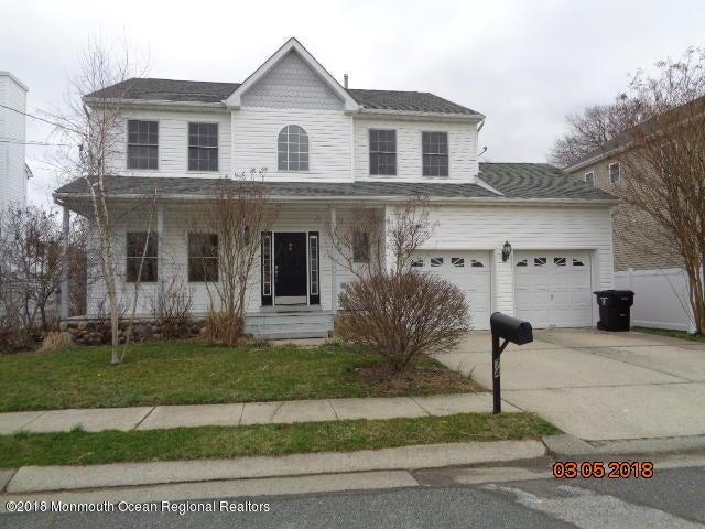 Casa Unifamiliar por un Venta en 74 Kentucky Avenue 74 Kentucky Avenue North Middletown, Nueva Jersey 07748 Estados Unidos