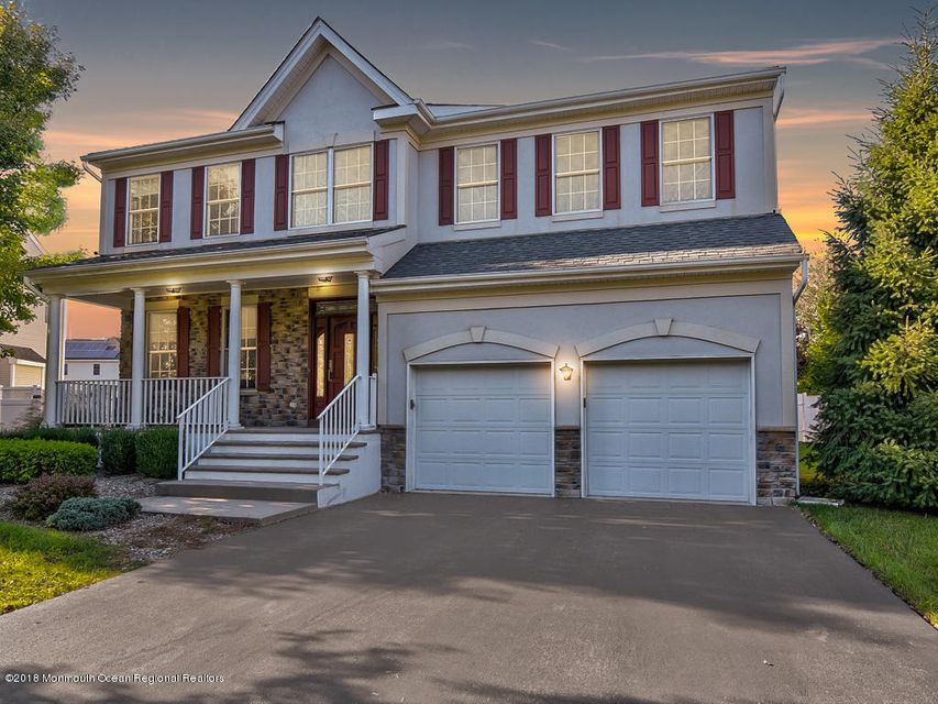 Casa Unifamiliar por un Venta en 57 Prests Mill Road 57 Prests Mill Road Old Bridge, Nueva Jersey 08857 Estados Unidos