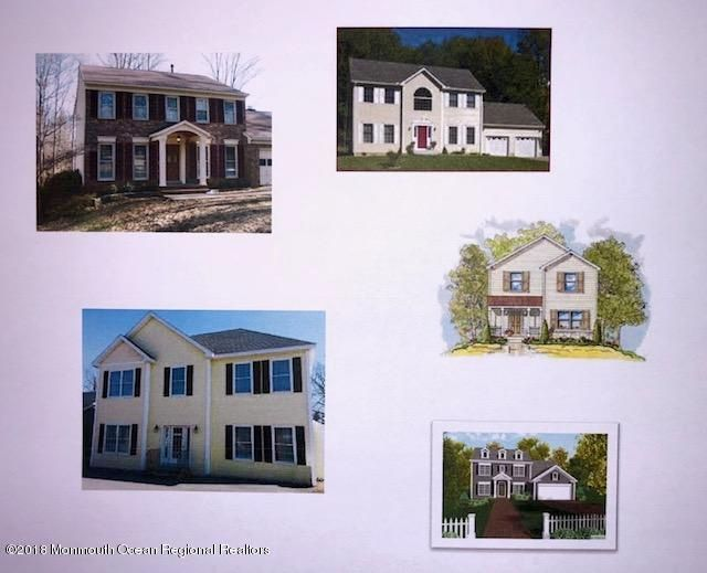 Single Family Home for Sale at Jane Street Jane Street Belford, New Jersey 07718 United States