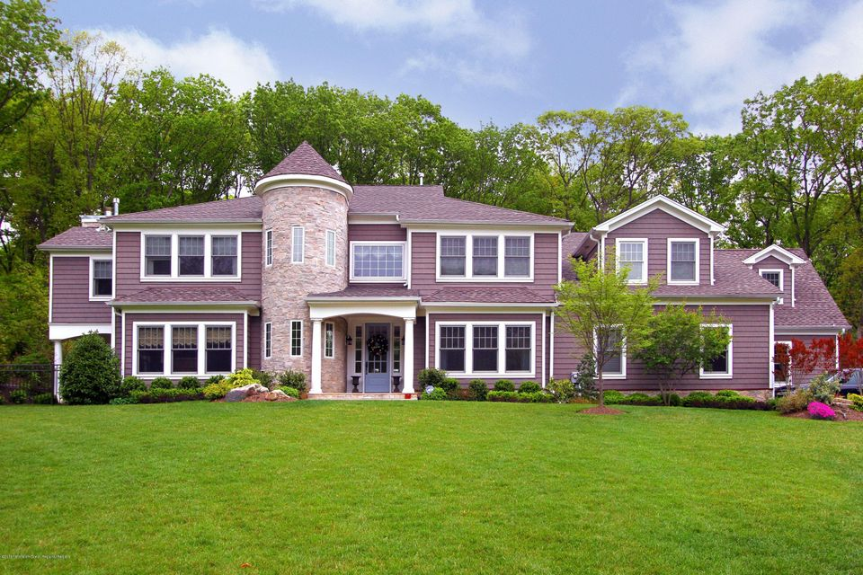 Single Family Home for Sale at 9 Withers Lane 9 Withers Lane Atlantic Highlands, New Jersey 07716 United States
