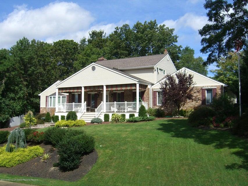 Maison unifamiliale pour l Vente à 3240 Rambling Hill Court 3240 Rambling Hill Court Allenwood, New Jersey 08720 États-Unis