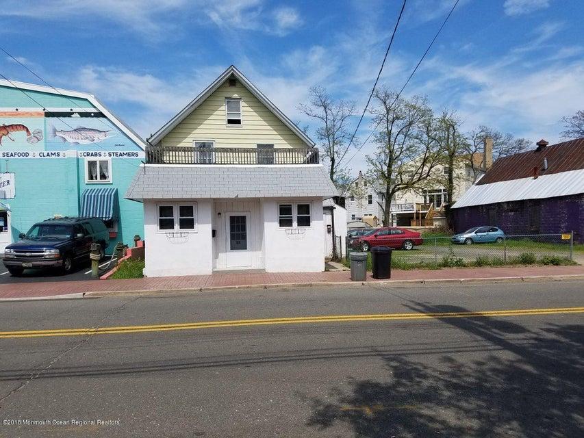 獨棟家庭住宅 為 出租 在 84 Bay Avenue 84 Bay Avenue Highlands, 新澤西州 07732 美國
