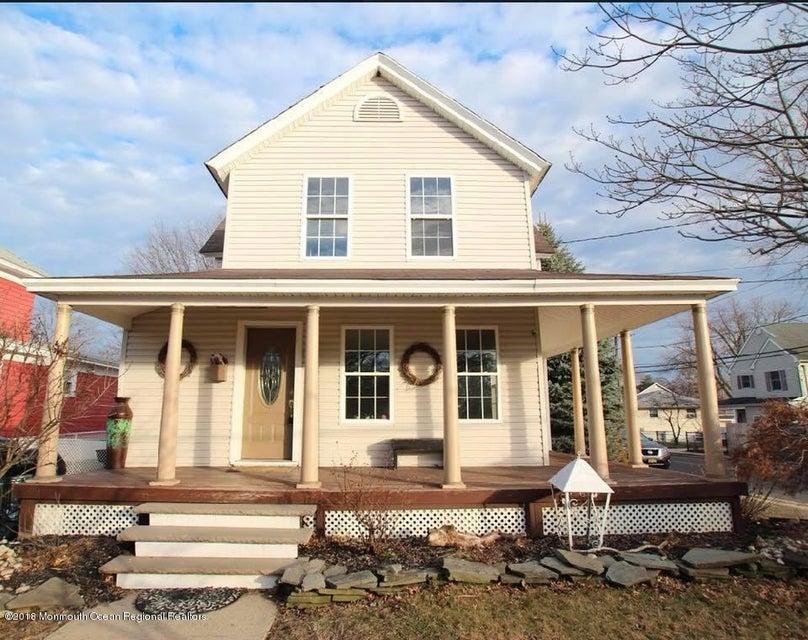 獨棟家庭住宅 為 出售 在 169 Church Street 169 Church Street Belford, 新澤西州 07718 美國