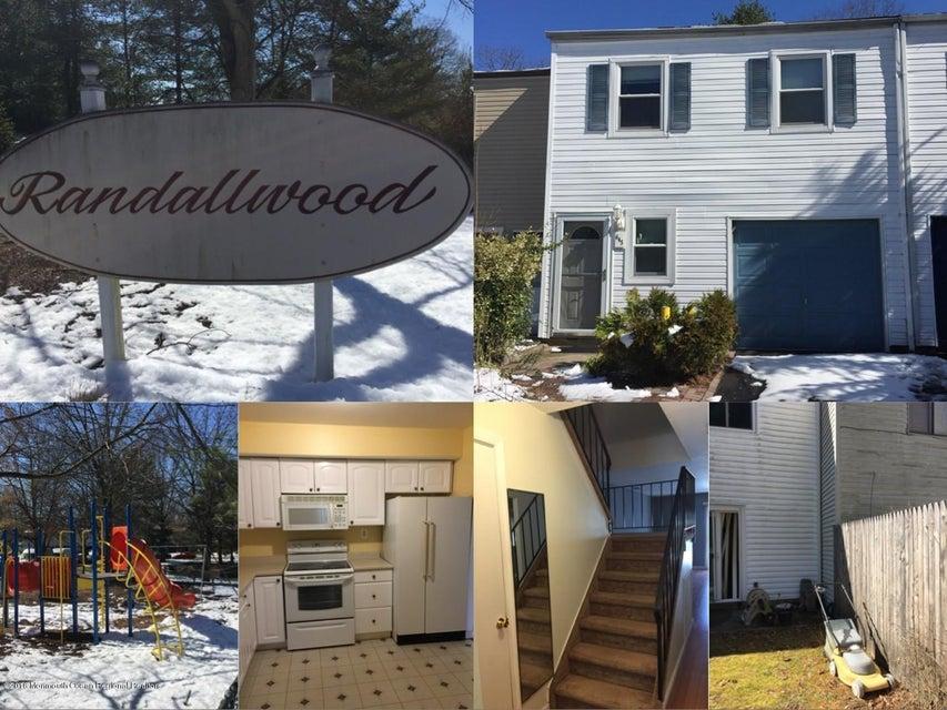Condominio por un Alquiler en 645 Randall Way 645 Randall Way Aberdeen, Nueva Jersey 07747 Estados Unidos