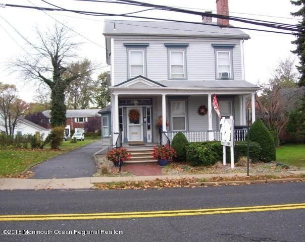 Commercial for Sale at 76 Main Street 76 Main Street Matawan, New Jersey 07747 United States