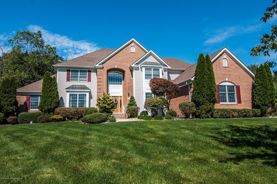 Single Family Home for Sale at 1613 Sheridan Drive 1613 Sheridan Drive Wall, New Jersey 07719 United States