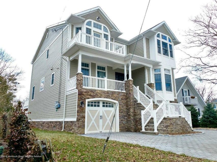 獨棟家庭住宅 為 出售 在 199 Bridge Avenue 199 Bridge Avenue Point Pleasant, 新澤西州 08742 美國