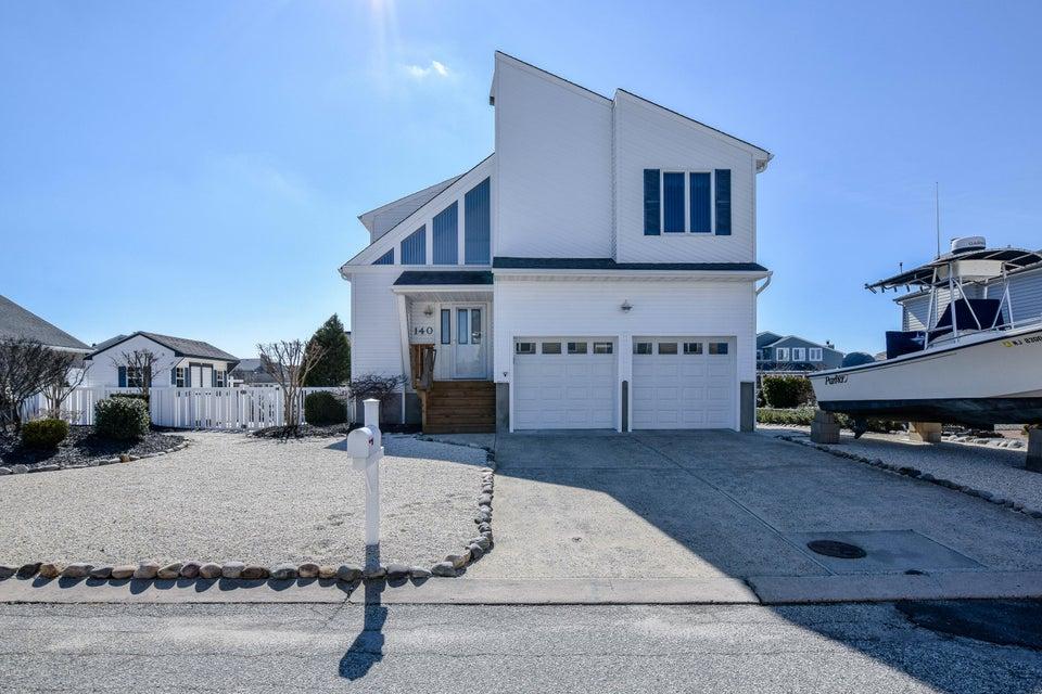 Частный односемейный дом для того Продажа на 140 Peter Road 140 Peter Road Manahawkin, Нью-Джерси 08050 Соединенные Штаты