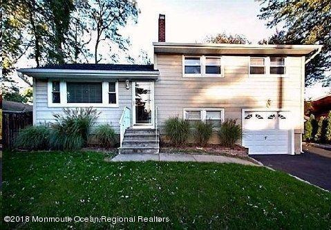 Casa para uma família para Locação às 317 Eastham Road 317 Eastham Road Point Pleasant, Nova Jersey 08742 Estados Unidos