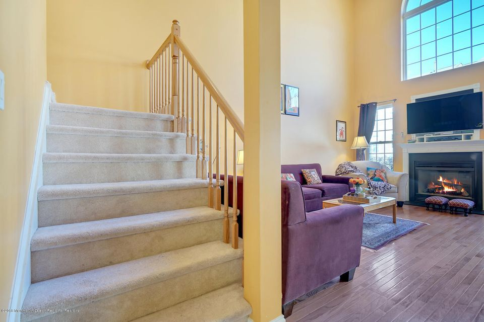 Family Room/Main Stair