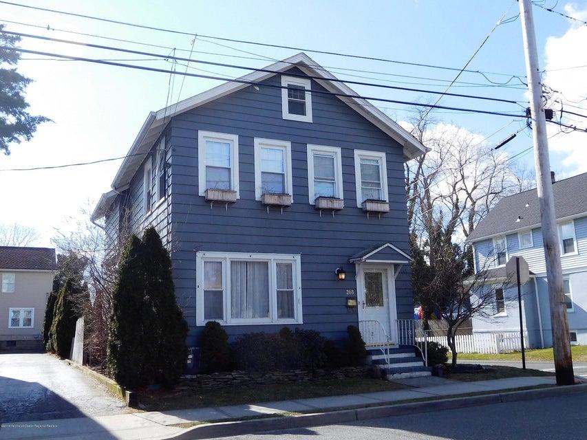 Moradia para Arrendamento às 268 Mechanic Street 268 Mechanic Street Red Bank, Nova Jersey 07701 Estados Unidos