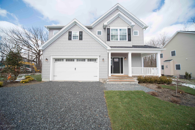 단독 가정 주택 용 매매 에 223 Tinton Avenue 223 Tinton Avenue Eatontown, 뉴저지 07724 미국