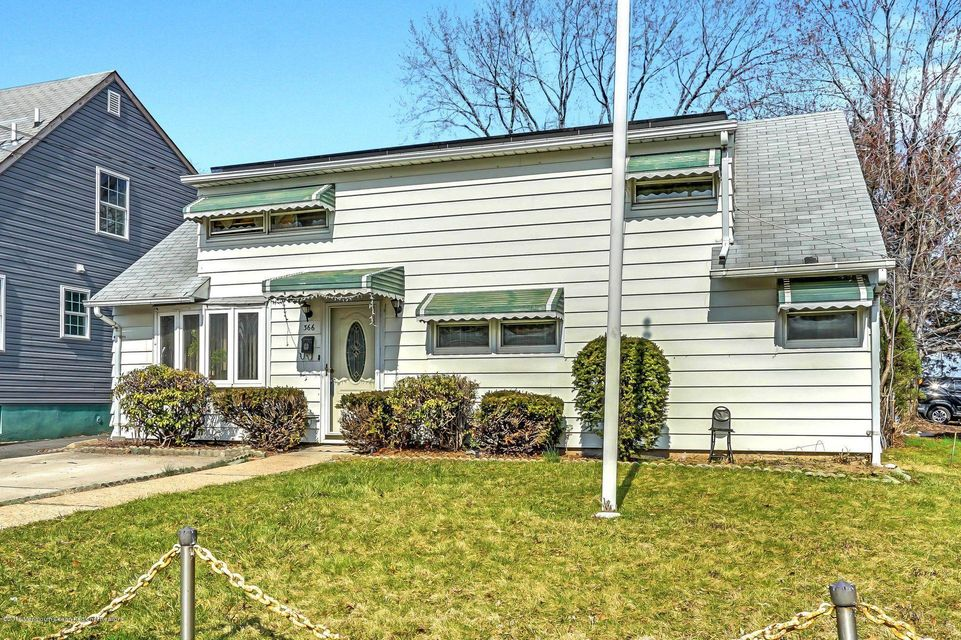 Single Family Home for Sale at 366 Avenel Street 366 Avenel Street Avenel, New Jersey 07001 United States