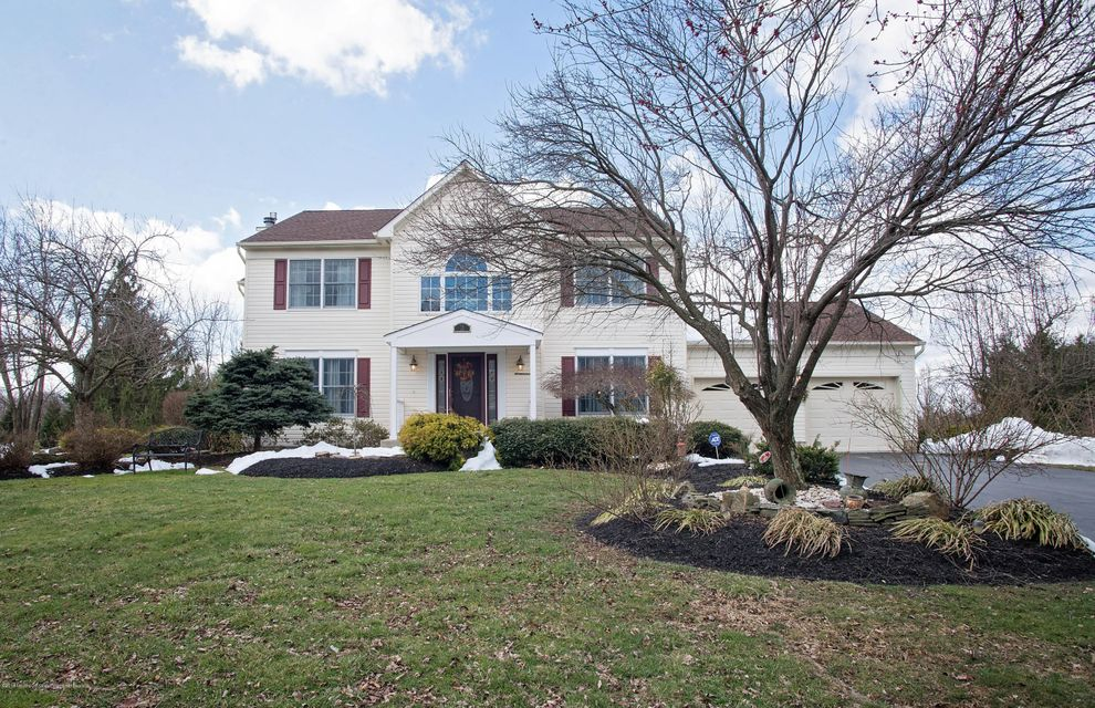 Single Family Home for Sale at 3 Ginnie Lane 3 Ginnie Lane West Windsor, New Jersey 08550 United States