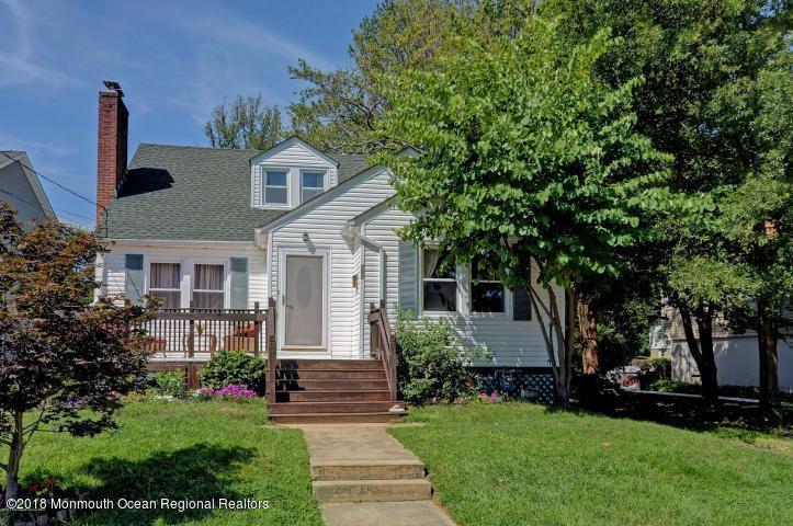 獨棟家庭住宅 為 出租 在 368 Macarthur Avenue 368 Macarthur Avenue Long Branch, 新澤西州 07740 美國