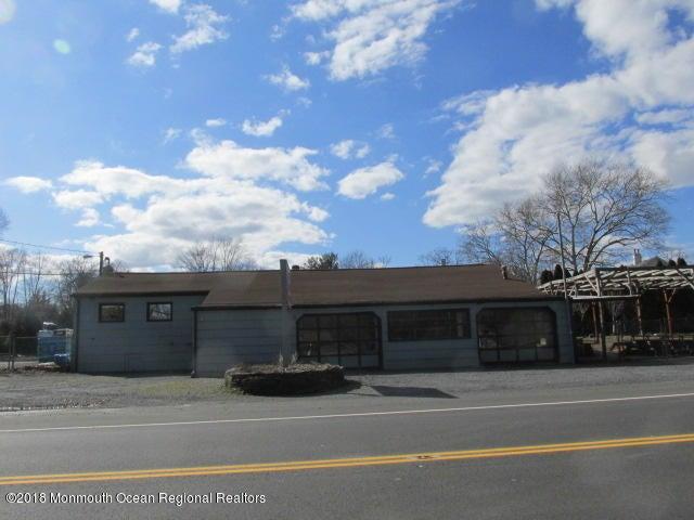 Comercial para Venda às 458 Spotswood Englishtown Road 458 Spotswood Englishtown Road Monroe, Nova Jersey 08831 Estados Unidos