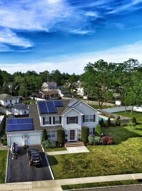 단독 가정 주택 용 매매 에 5 Alexandria Court 5 Alexandria Court Eatontown, 뉴저지 07724 미국