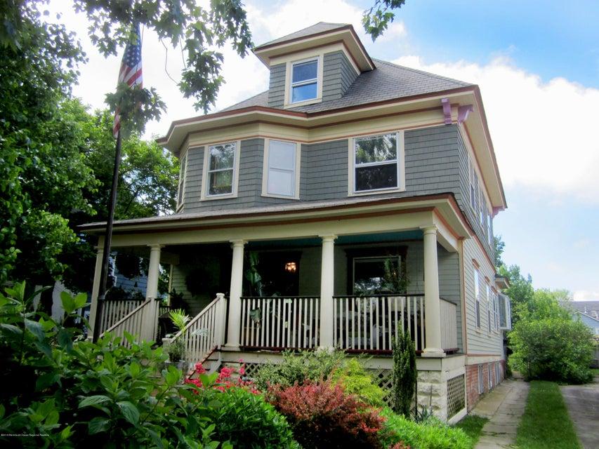 Casa Unifamiliar por un Alquiler en 1108 Sunset Avenue 1108 Sunset Avenue Asbury Park, Nueva Jersey 07712 Estados Unidos