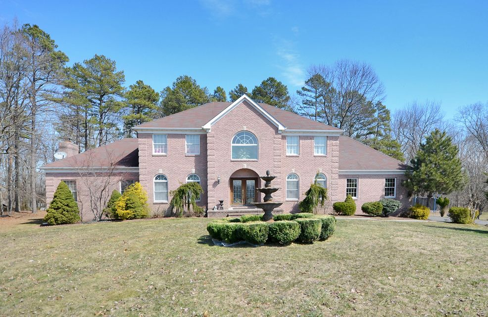 Single Family Home for Sale at 6 Steward Court 6 Steward Court Clarksburg, New Jersey 08510 United States