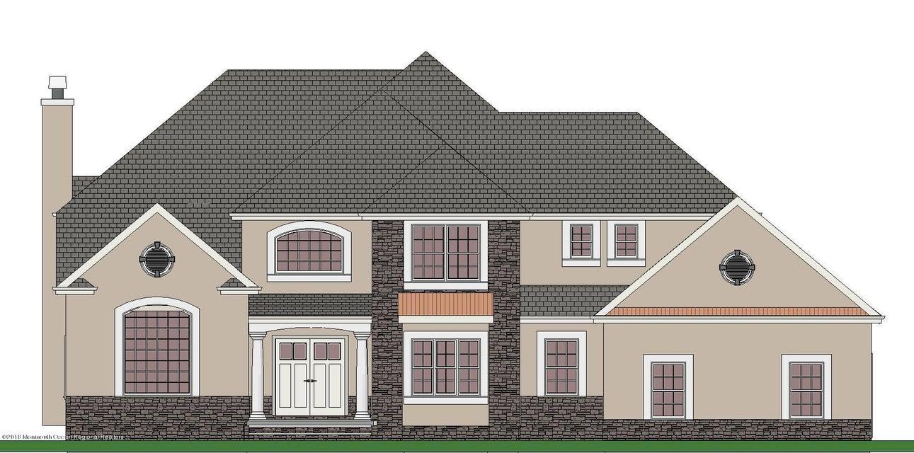 独户住宅 为 销售 在 13 Friendship Lane 13 Friendship Lane 朗布兰奇, 新泽西州 07764 美国