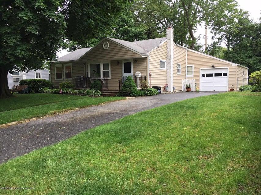 獨棟家庭住宅 為 出租 在 12 Trafford Street 12 Trafford Street Shrewsbury, 新澤西州 07702 美國