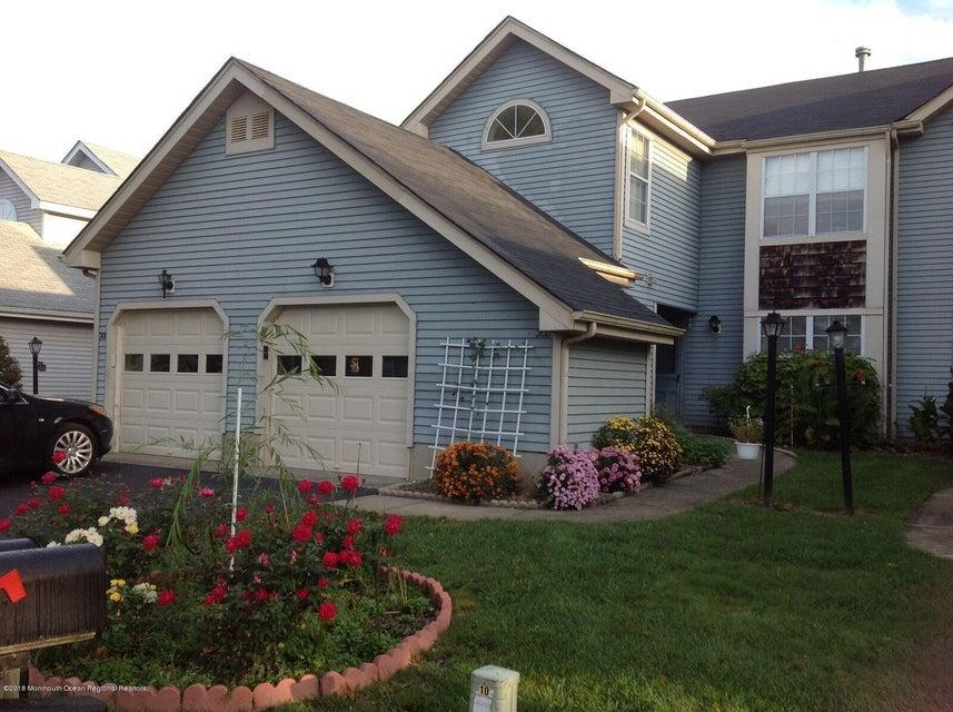 Casa Unifamiliar por un Alquiler en 20b Ventnor Drive 20b Ventnor Drive Monroe, Nueva Jersey 08831 Estados Unidos