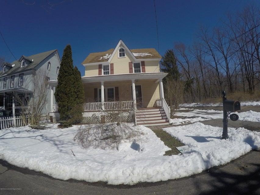 Maison unifamiliale pour l Vente à 9 Edward Street 9 Edward Street Lumberton, New Jersey 08048 États-Unis