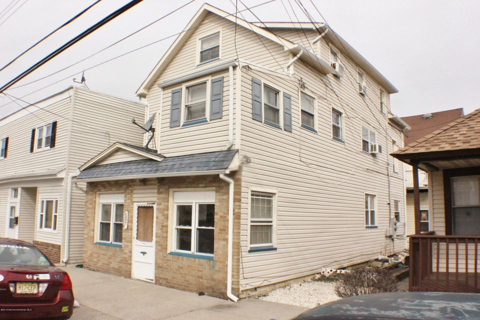 Single Family Home for Rent at 214 Newark Avenue 214 Newark Avenue Bradley Beach, New Jersey 07720 United States