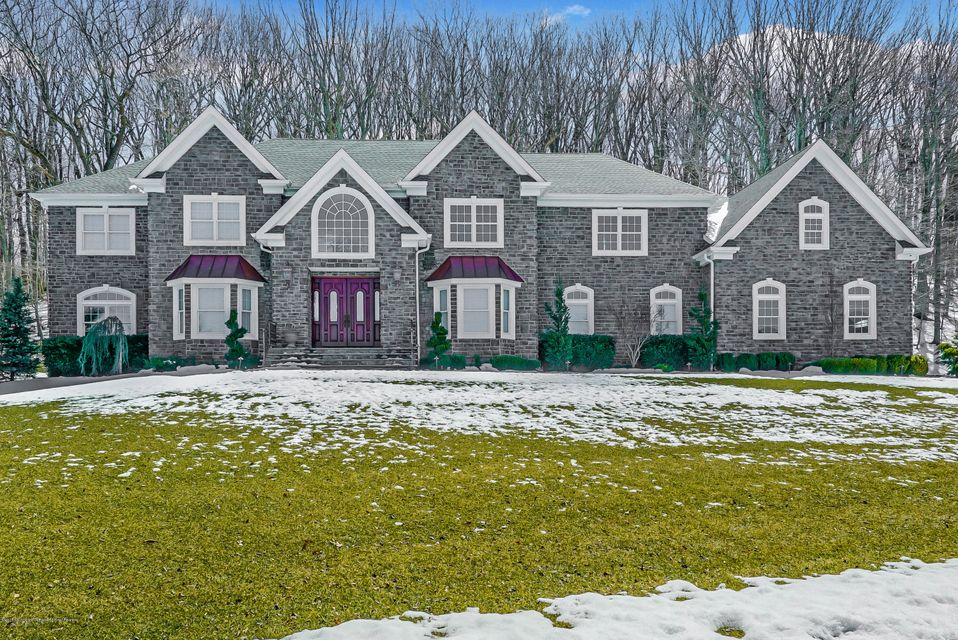12  Chaser Court, Holmdel, New Jersey