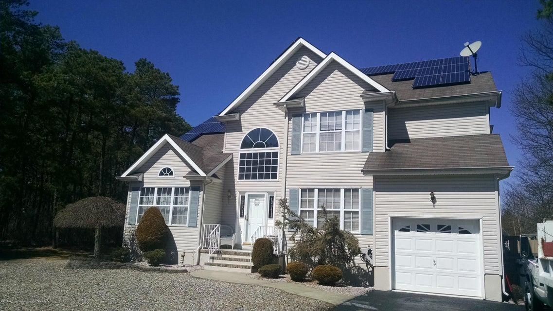 Einfamilienhaus für Verkauf beim 383 Old Toms River Road 383 Old Toms River Road Brick, New Jersey 08723 Vereinigte Staaten