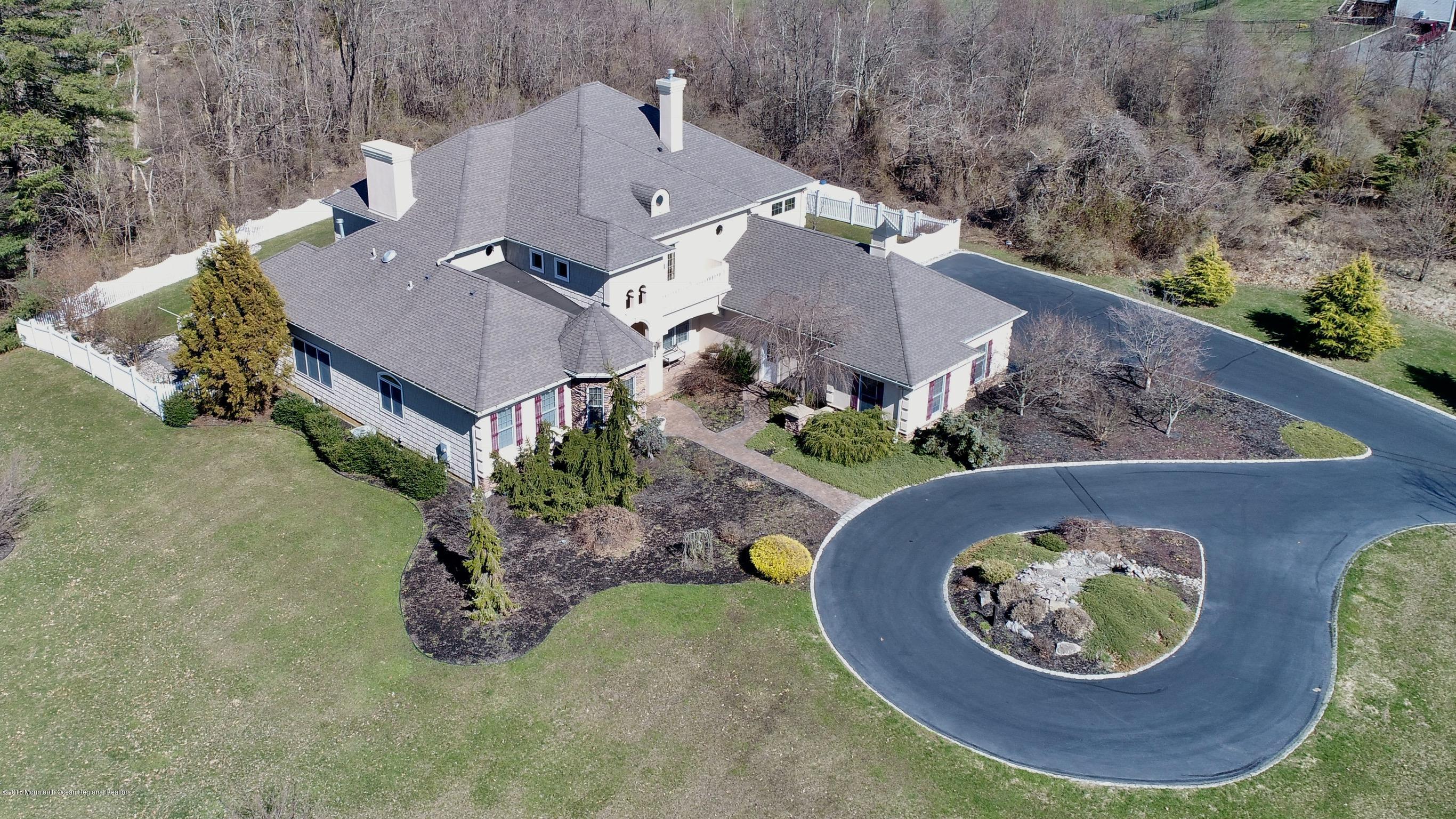 一戸建て のために 売買 アット 101 Meirs Road 101 Meirs Road Cream Ridge, ニュージャージー 08514 アメリカ合衆国
