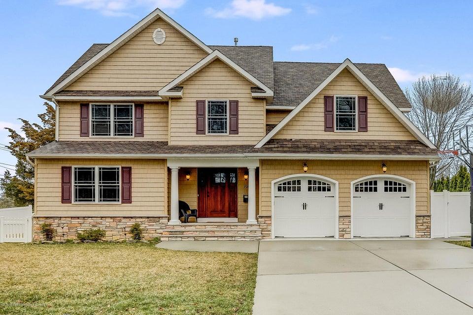Maison unifamiliale pour l Vente à 700 Schoolhouse Road 700 Schoolhouse Road Brielle, New Jersey 08730 États-Unis