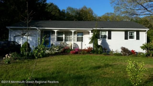 Maison unifamiliale pour l à louer à 3228 Atlantic Avenue 3228 Atlantic Avenue Allenwood, New Jersey 08720 États-Unis