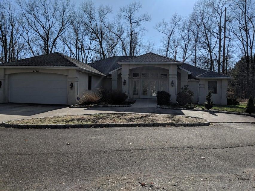 Maison unifamiliale pour l Vente à 3105 Wilbur Avenue 3105 Wilbur Avenue Manchester, New Jersey 08759 États-Unis
