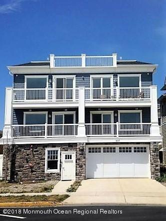 Condominium for Rent at 807 Ocean Avenue 807 Ocean Avenue Bradley Beach, New Jersey 07720 United States
