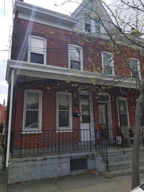 独户住宅 为 销售 在 39 Kent Street 39 Kent Street 特伦顿, 新泽西州 08611 美国