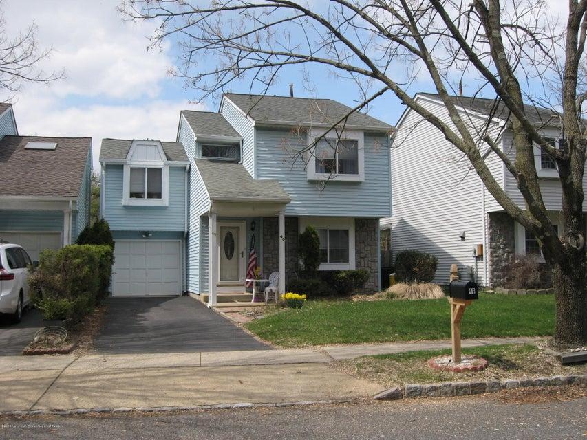 Vivienda unifamiliar por un Venta en 49 Winchester Drive 49 Winchester Drive East Windsor, Nueva Jersey 08520 Estados Unidos
