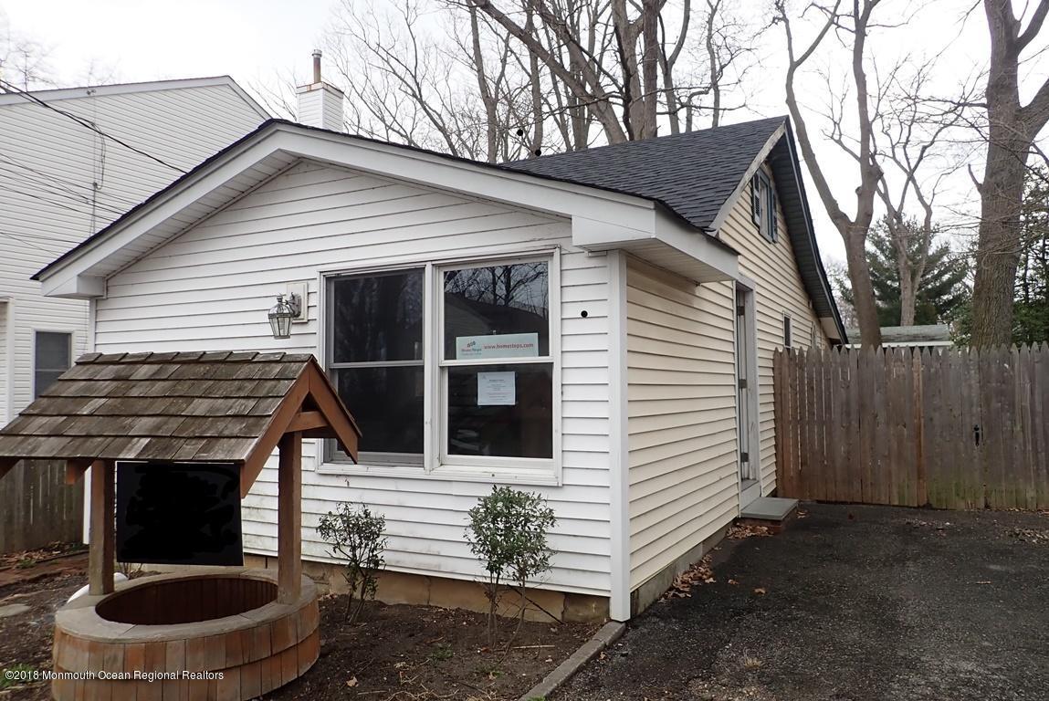 一戸建て のために 売買 アット 805 Parva Place 805 Parva Place Cliffwood Beach, ニュージャージー 07735 アメリカ合衆国