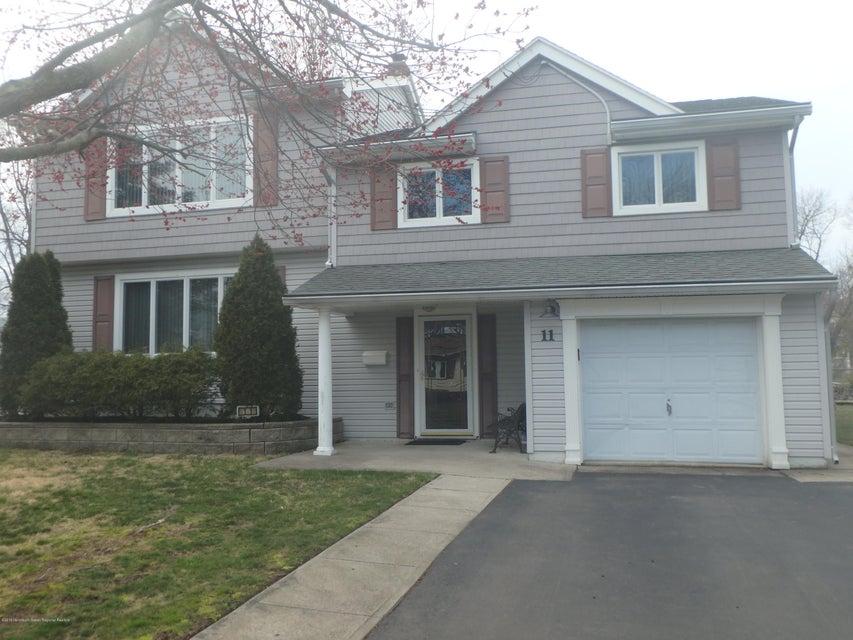 Maison unifamiliale pour l Vente à 11 Mercury Street 11 Mercury Street New Monmouth, New Jersey 07748 États-Unis