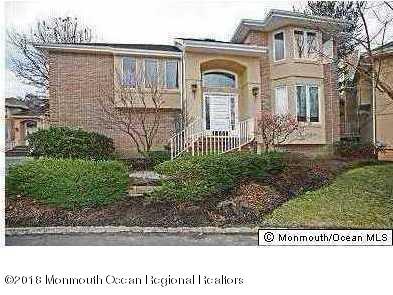 Casa Unifamiliar por un Alquiler en 30 La Jolla Court 30 La Jolla Court Holmdel, Nueva Jersey 07733 Estados Unidos