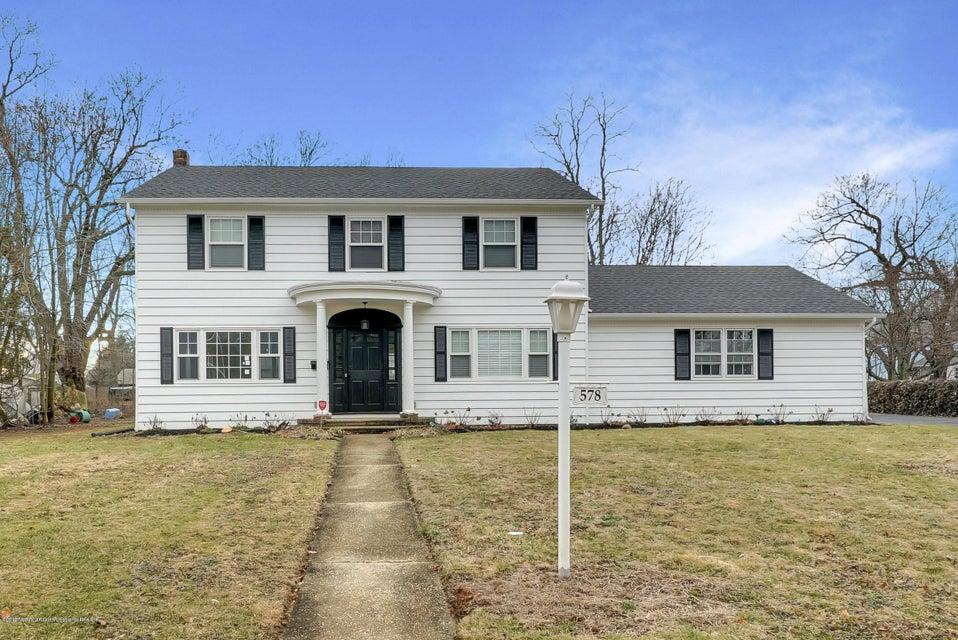 Maison unifamiliale pour l à louer à 578 Monmouth Place 578 Monmouth Place Long Branch, New Jersey 07740 États-Unis