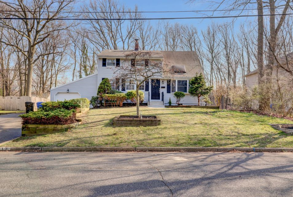 Single Family Home for Sale at 12 Maplewood Drive 12 Maplewood Drive New Monmouth, New Jersey 07748 United States