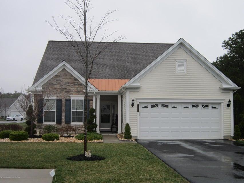 Maison unifamiliale pour l Vente à 58 Aberdeen Lane 58 Aberdeen Lane Manchester, New Jersey 08759 États-Unis