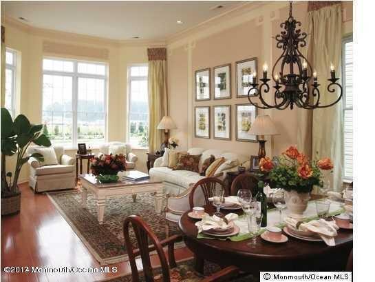 Linwood Dining Living Room