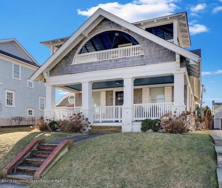 Maison unifamiliale pour l à louer à 2 Beacon Boulevard 2 Beacon Boulevard Sea Girt, New Jersey 08750 États-Unis
