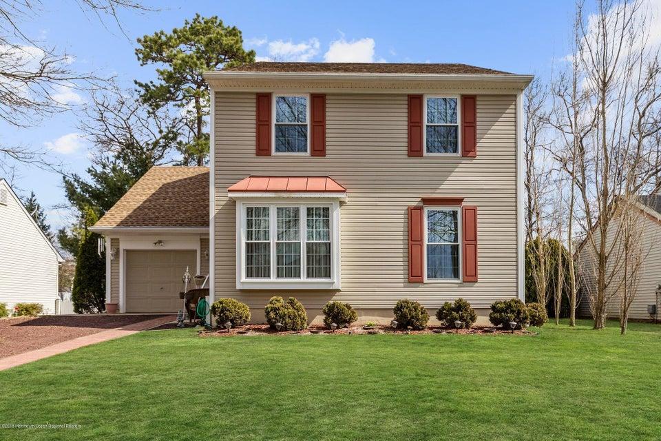 独户住宅 为 销售 在 219 Gravel Bend Road 219 Gravel Bend Road 蛋港镇, 新泽西州 08234 美国