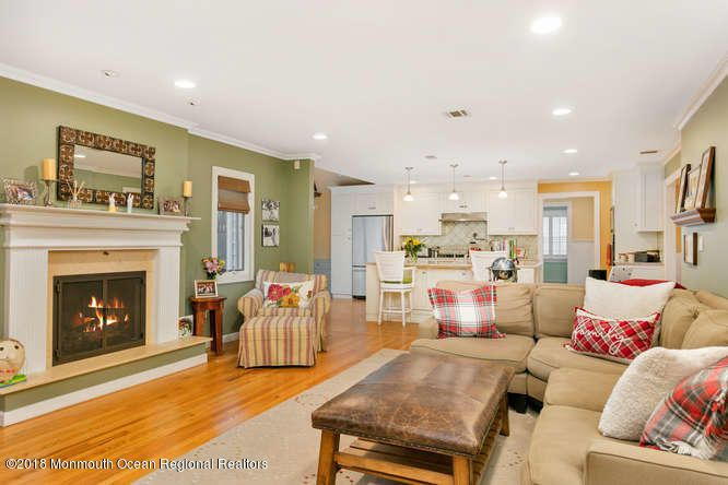 一戸建て のために 売買 アット 50 Catherine Avenue 50 Catherine Avenue Red Bank, ニュージャージー 07701 アメリカ合衆国